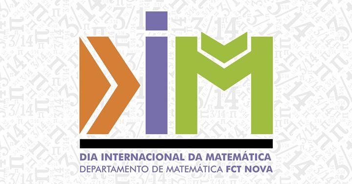 Dia Internacional da Matemática-CANCELADO