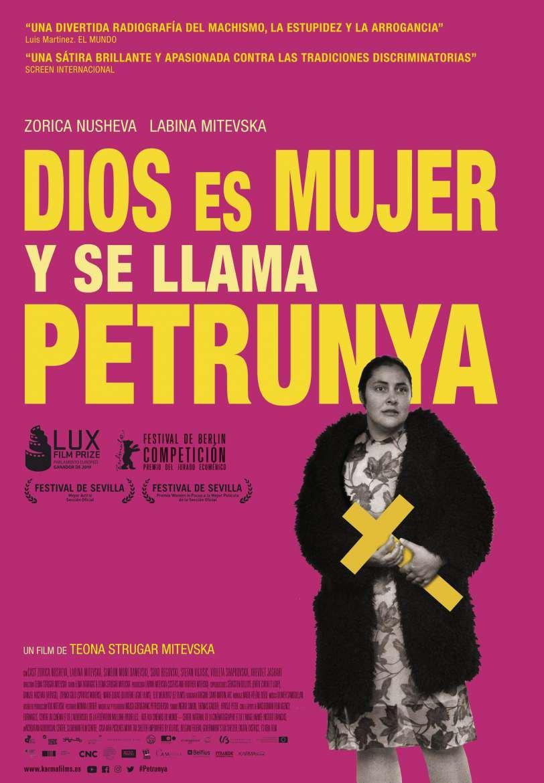 Cine Filmoteca: «Dios es mujer y se llama Petrunya»