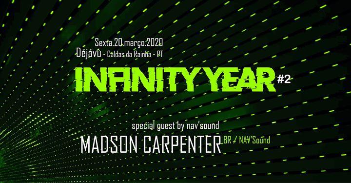 Ynfinity Year #2 at Dejavù - Caldas da Rainha