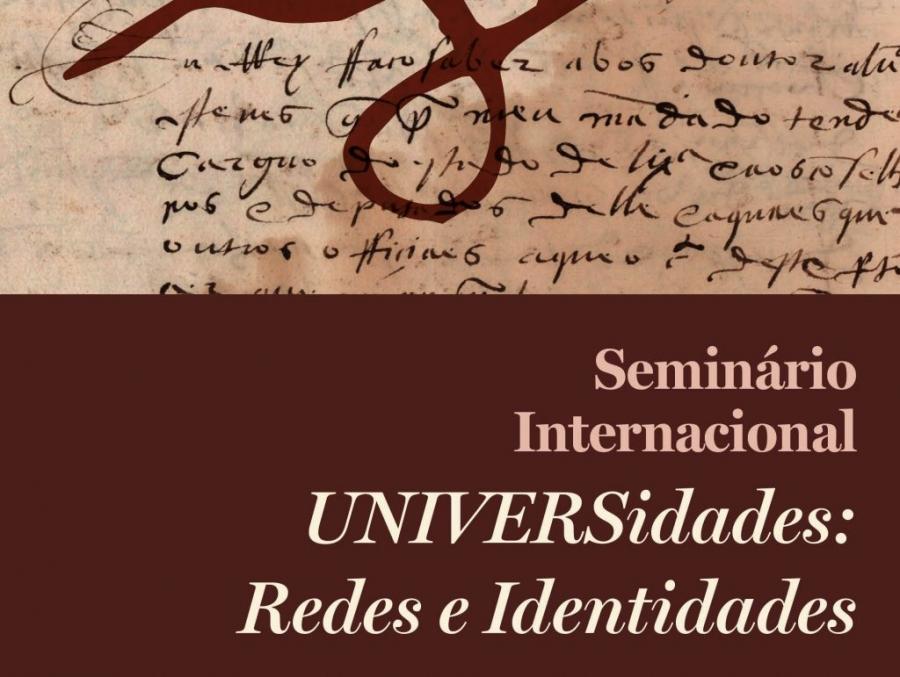 """Seminário Internacional """"UNIVERSidades: Redes e Identidades"""" (Cancelado)"""