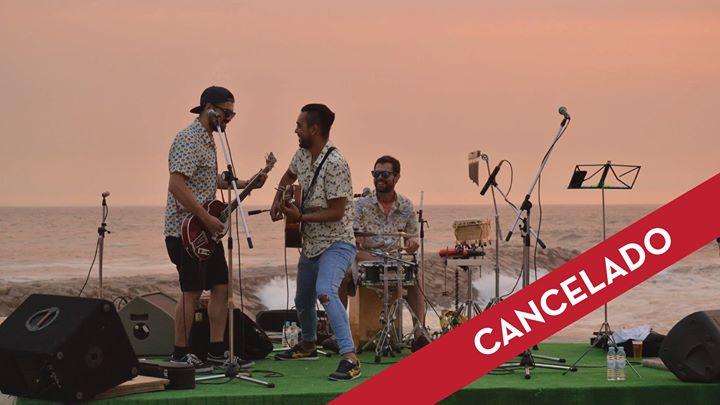 Cancelado | Ao vivo no Mercado - The Suspenders