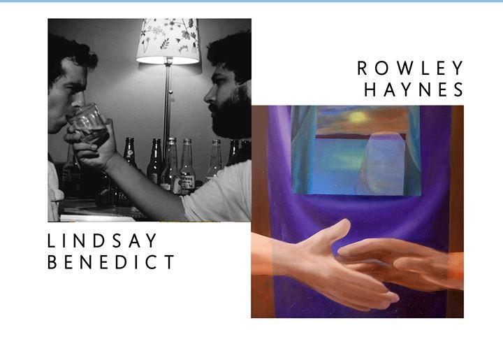 Artists Talk | Lindsay Benedict + Rowley Haynes