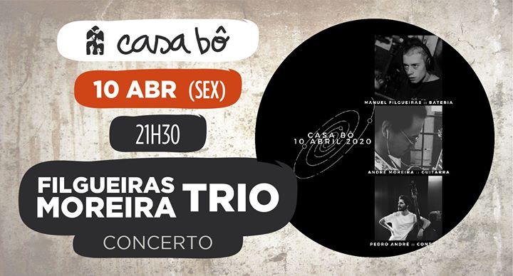 Concerto: Filgueiras & Moreira Trio