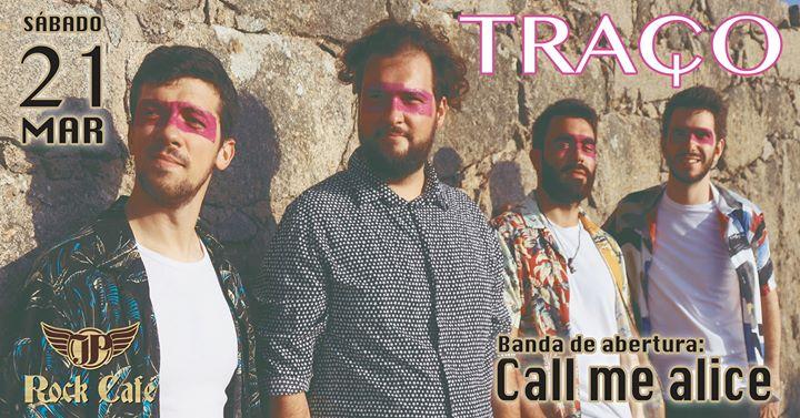 Traço + Call me Alice