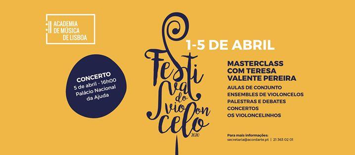 Festival do Violoncelo 2020