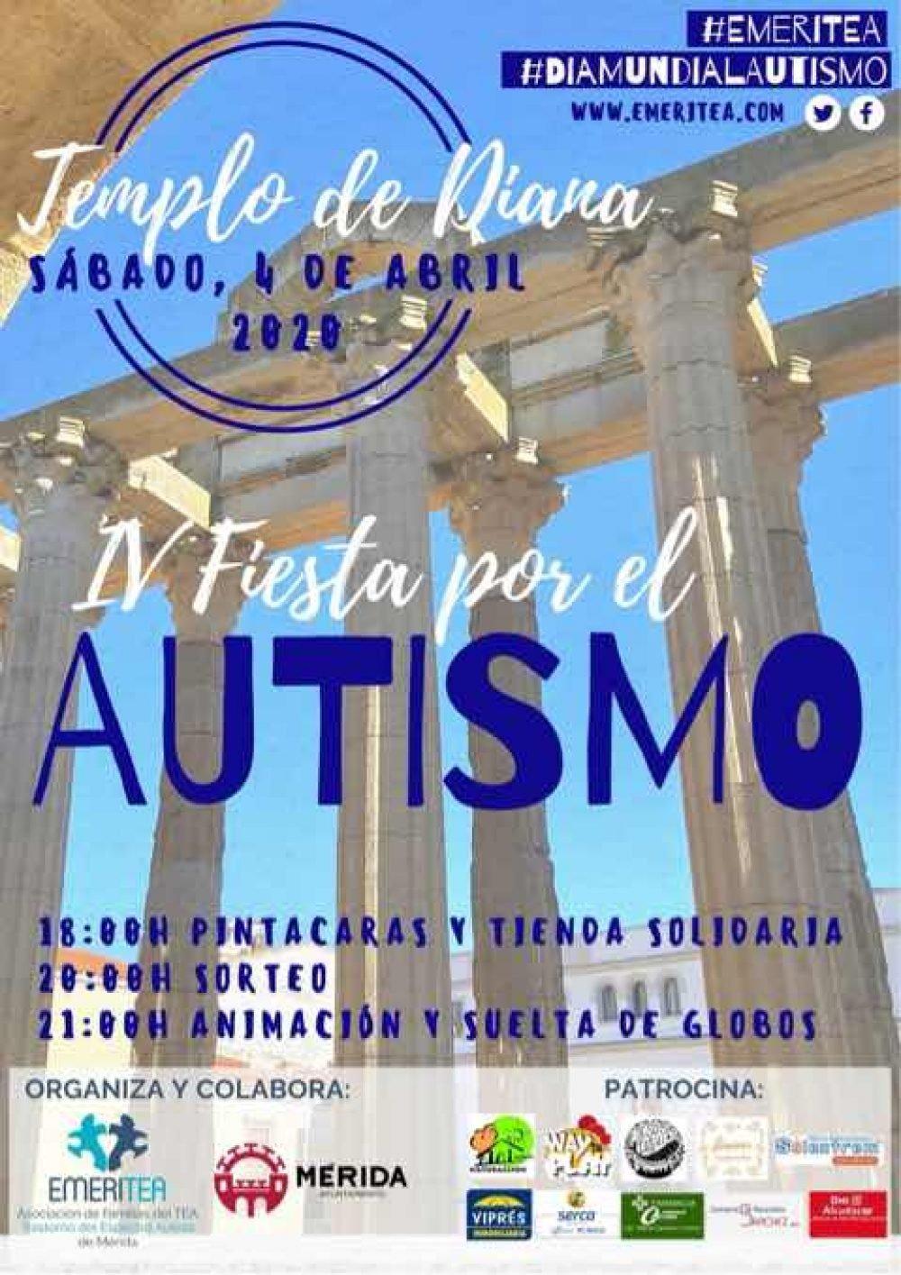 IV Fiesta por el Autismo (CANCELADO)