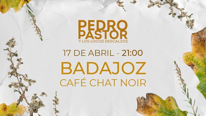 Pedro Pastor (dúo) en Badajoz