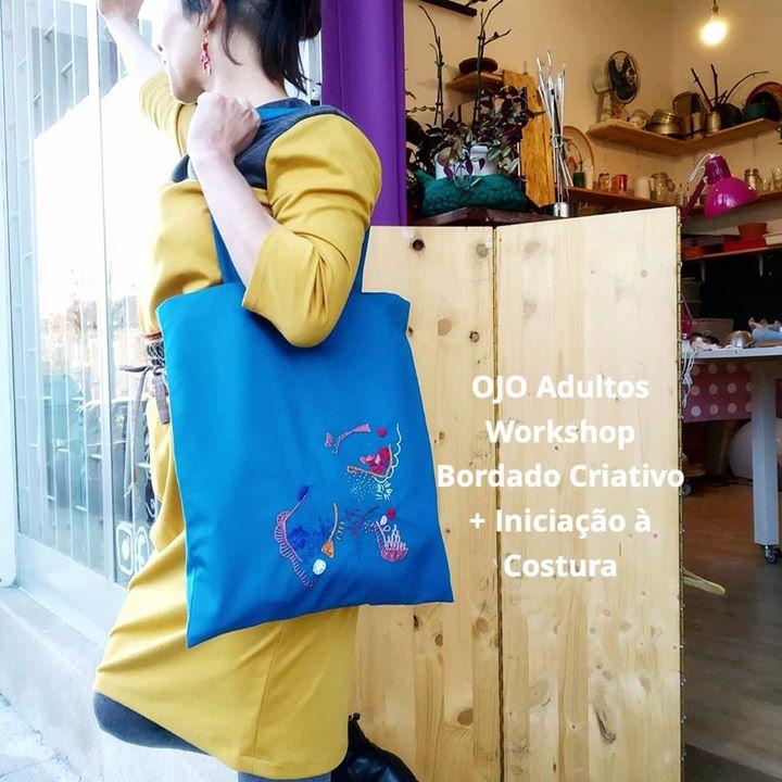 OJO Adultos- Workshop Bordado+Costura