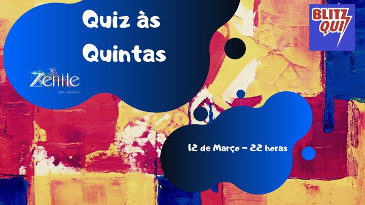 Blitz Quiz - Quiz às Quintas