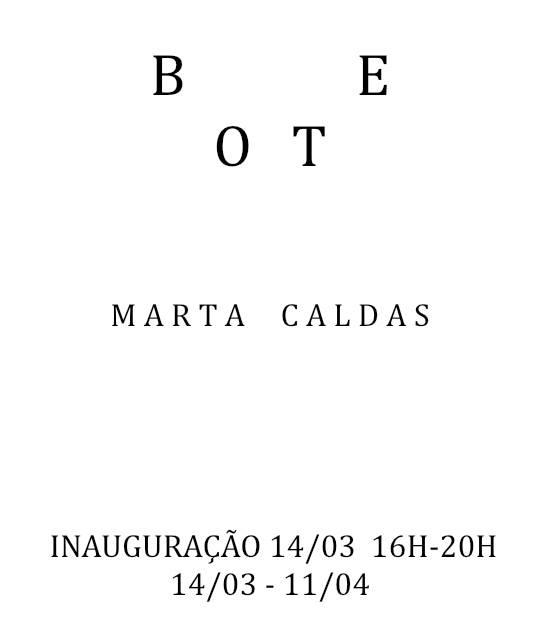 Inauguração da Exposição 'Bote' de Marta Caldas