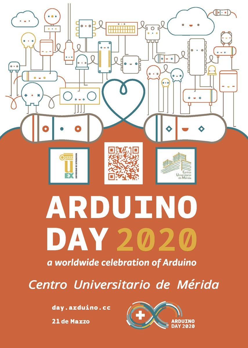 Arduino Day 2020 (APLAZADO)