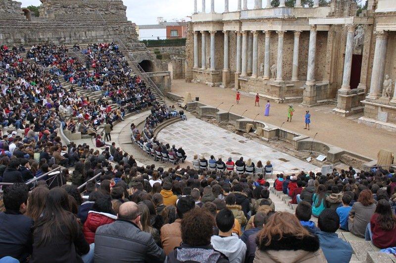 XIV Festival Juvenil Europeo de Teatro Grecolatino (APLAZADO)