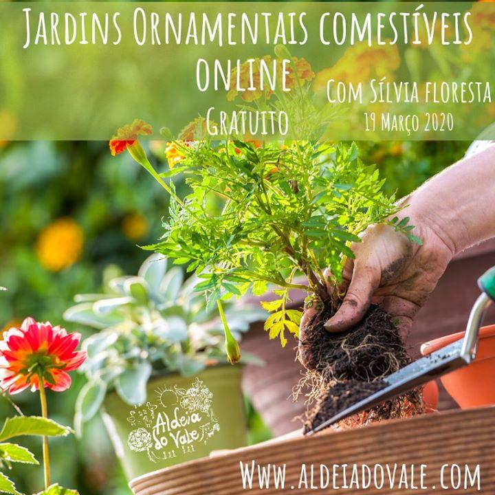 Jardins ornamentais comestíveis Online