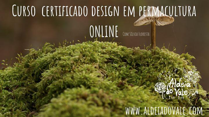 Curso Certificado Design em Permacultura Online
