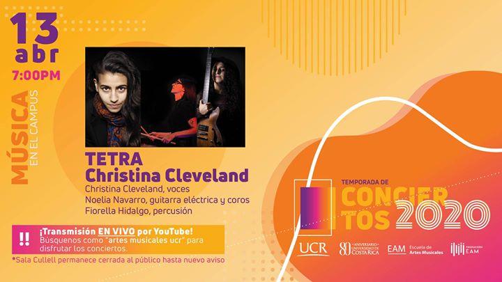 Christina Cleveland presenta: TETRA