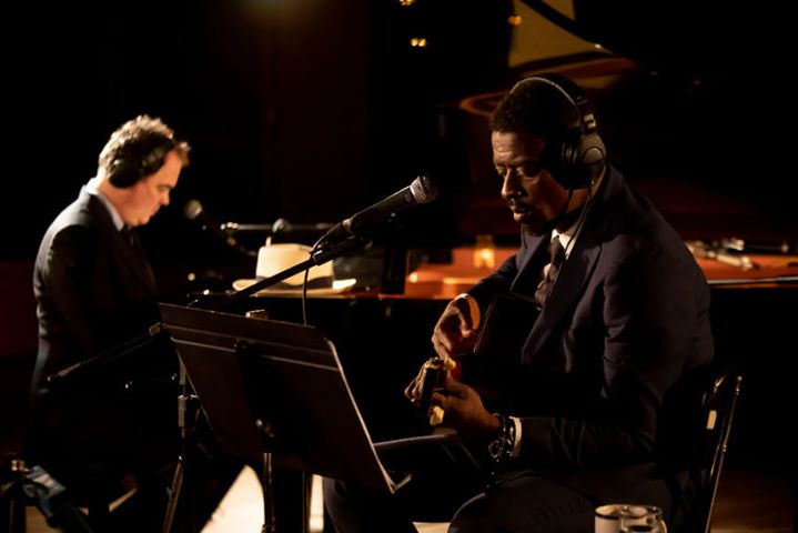 Seu Jorge & Daniel Jobim