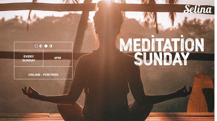 Online Sunday Meditation