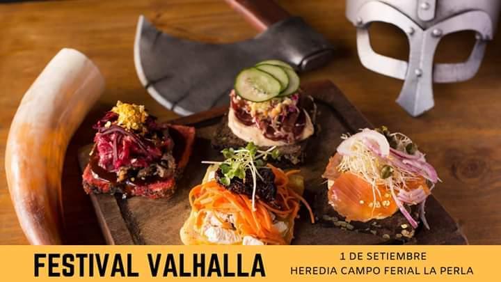 Festival Cultural Valhalla Gastronomía, Cerveza y Cócteleria