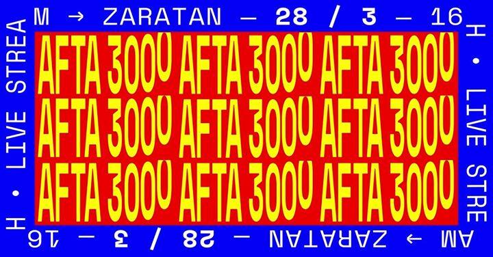 SPAMM #música /// AFTA 3000