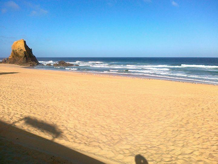 Pelas Arribas da Praia de Santa Cruz