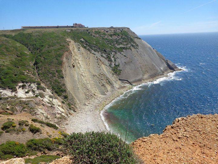 Caminhando em Praias e Falésias do Espichel