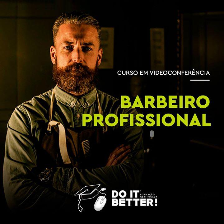 Curso de barbeiro profissional : Online