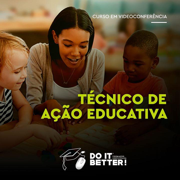 Curso Técnico de Ação Educativa