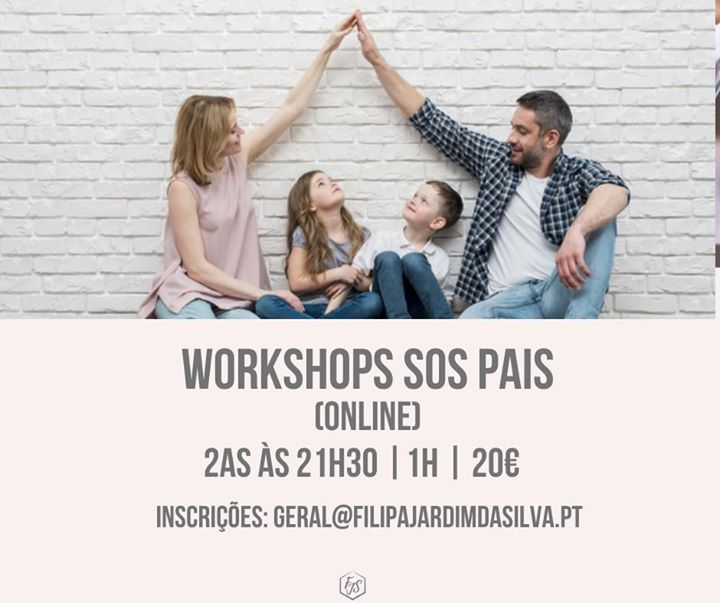 Workshops SOS Pais (online)