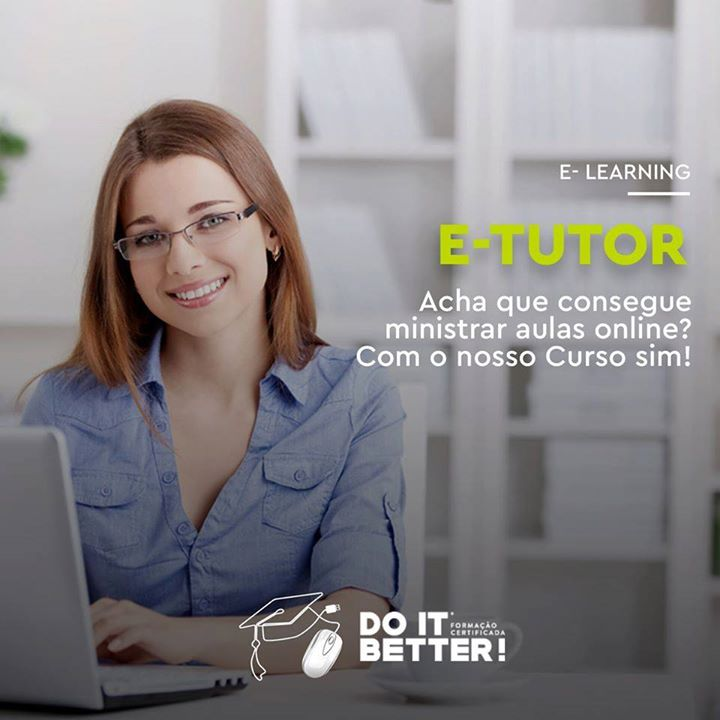 Curso de e-Tutor :: Do It Better