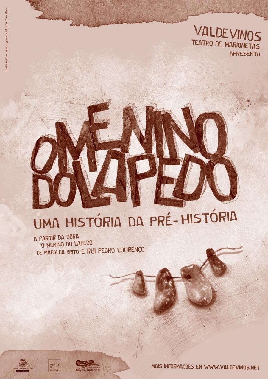 """""""O Menino do Lapedo: Uma história da Pré-história"""""""