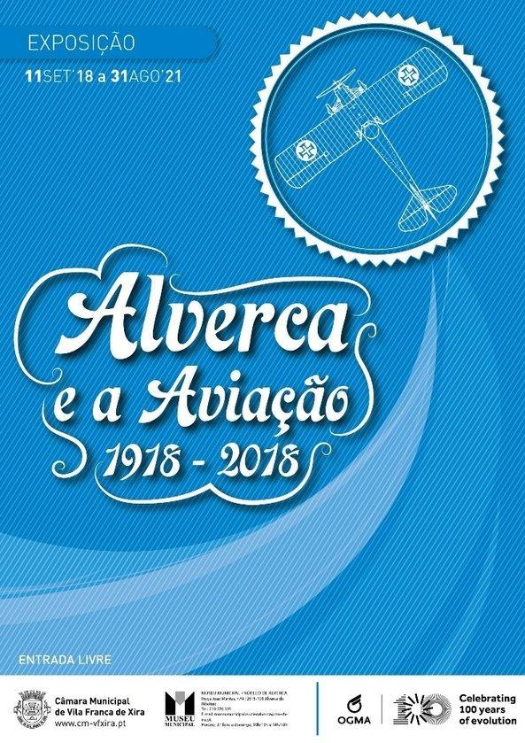 """""""Alverca e a Aviação: 1918-2018"""" – mostra ..."""