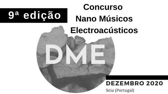 Festival DME • 'Nano Músicos Electroacústicos' 2020