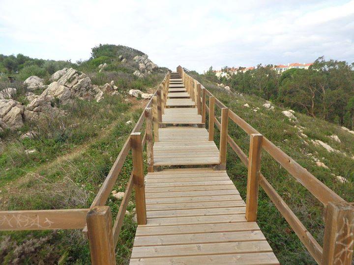 Caminhando entre Murches e a Quinta do Pisão