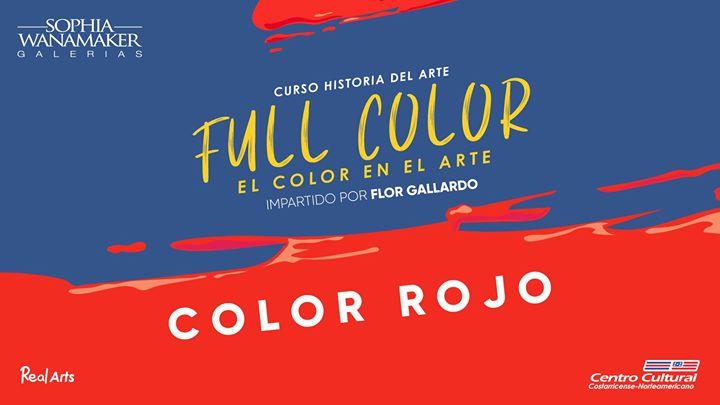 Taller Full Color - Sesión virtual