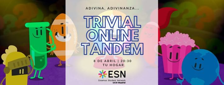 Trivial Tandem Online con [ESN UCM]