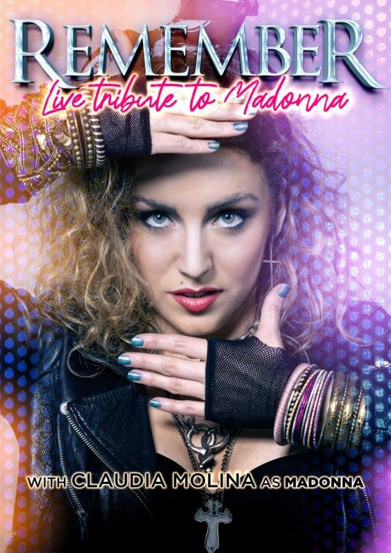REMEMBER TRIBUTE TO MADONNA