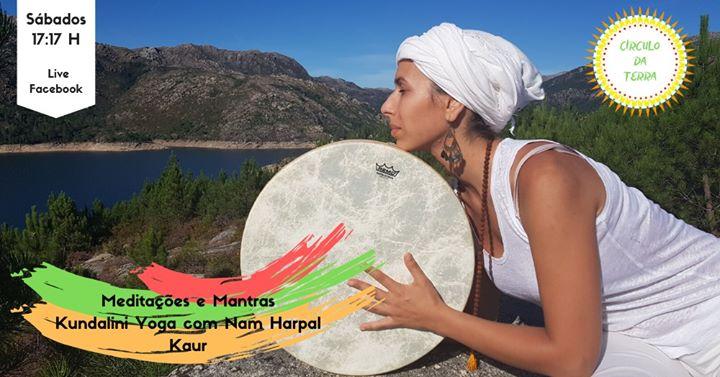 Meditações e Mantras Kundalini Yoga com Nam Harpal Kaur