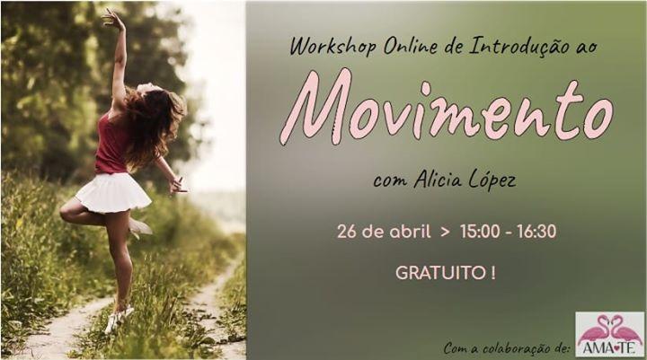 Workshop Online: Movimento