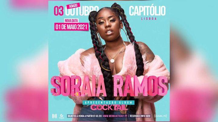 Soraia Ramos | 1 de Maio de 2021 - Capitólio