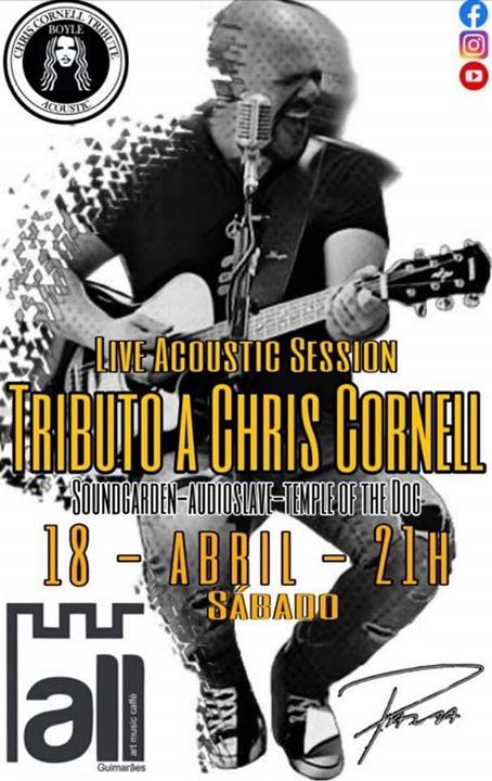 Live Tributo Chris Cornell
