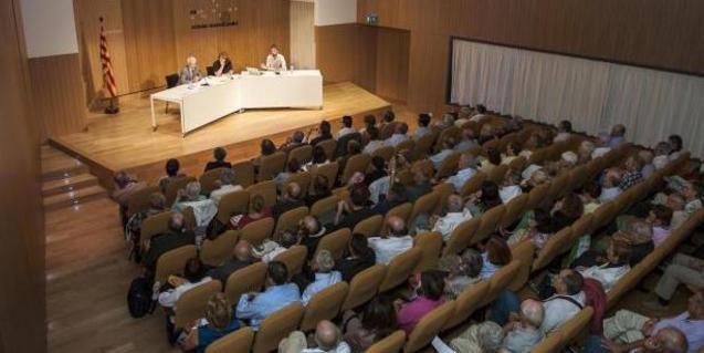 'L'Arxiu de la Paraula', el repositori digital dels actes de l'Ateneu Barcelonès