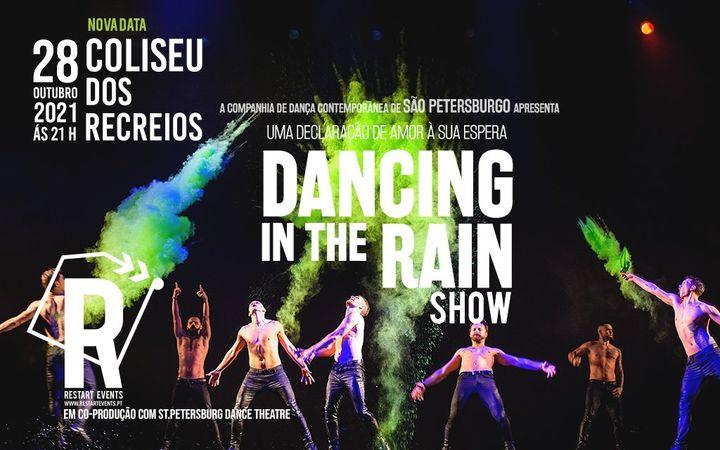 Dancing in the Rain | Coliseu dos Recreios