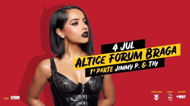 Becky G | Altice Forum Braga