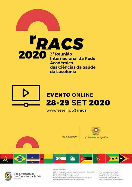 3ª Reunião Internacional da RACS