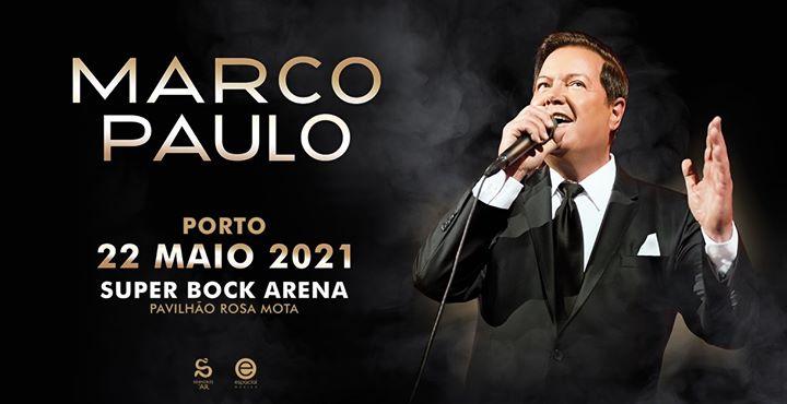 Marco Paulo | Super Bock Arena - Pavilhão Rosa Mota