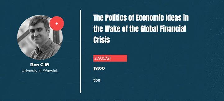 Ciclo de Conversas sobre Economia Política