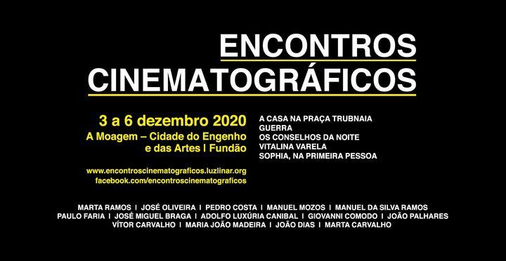 Encontros Cinematográficos X Edição