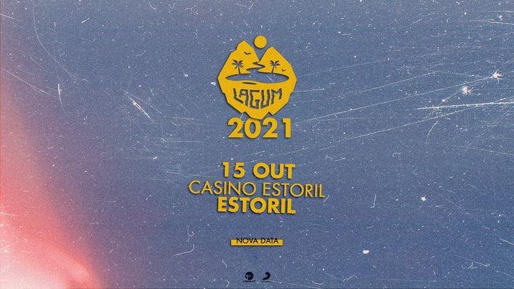 Nova data - Lagum: Estoril - 15 outubro