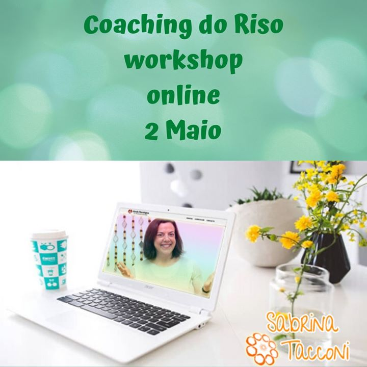 Workshop Coaching do Riso - Online