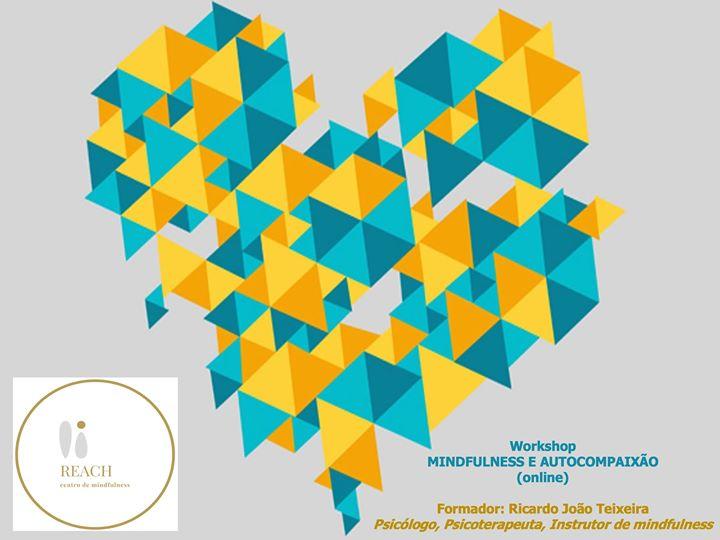 Workshop de mindfulness e autocompaixão - 2ª edição (online)
